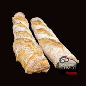 Baguette Bäckerei Schmidt Karlsruhe