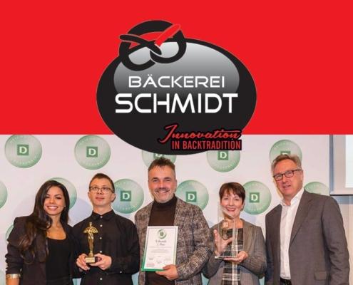 Deichmann Förderpreis Bäckerei Schmidt Karlsruhe