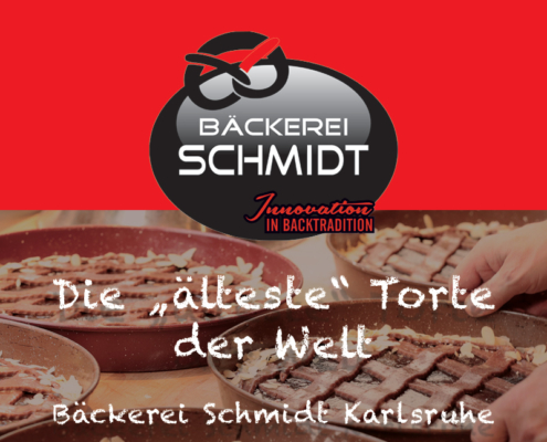 Film über die Entstehung der Linzer Torte in der Bäckerei Schmidt Karlsruhe