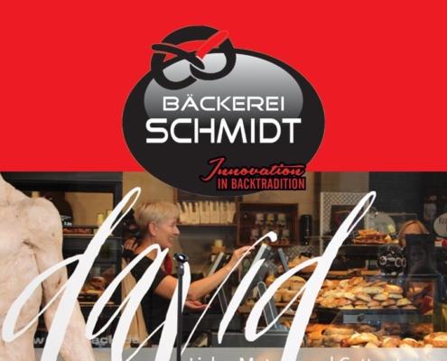 Davidprojekt und die Bäckerei Schmidt Karlsruhe