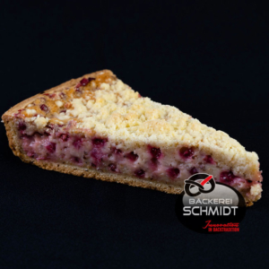 Johannisbeerkuchen Bäckerei Schmidt Karlsruhe