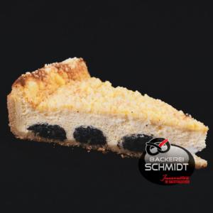Käsemohnkuchen Bäckerei Schmidt Karlsruhe